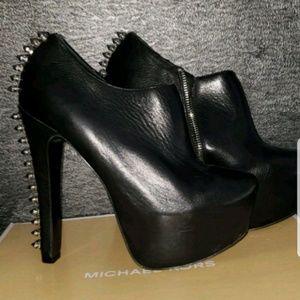 Steve Madden Studded Platform Shoes